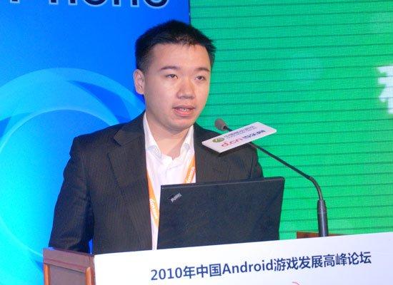 常州创意产业刘靓:线下是手机游