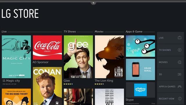 LG电视操作系统梦:WebOS没解决任何用户痛点