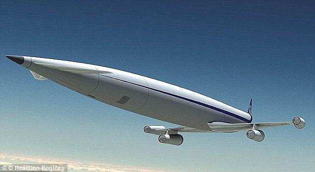 美航空巨头:高超音速飞机即将实现