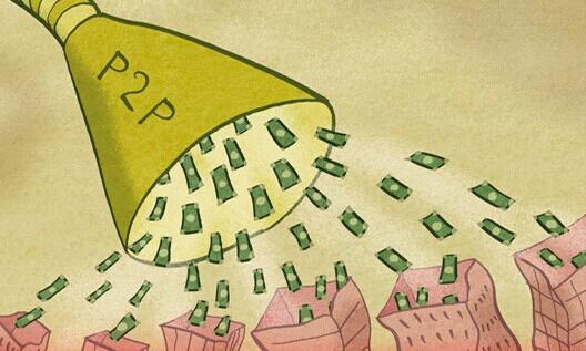 烟花公司也做P2P金融? 注册资金1个亿