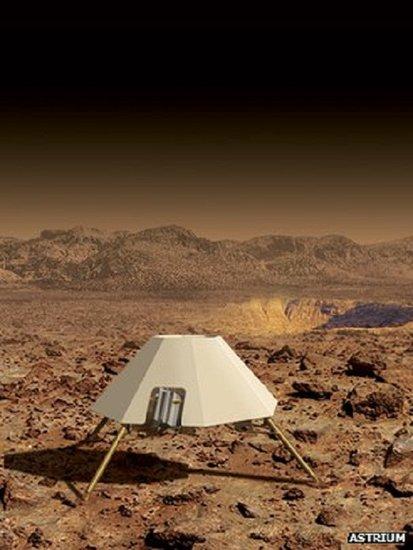 新型火星跳虫设计可以使探测车具备更大的机动性