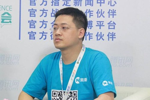 专访网秦首席运营官史文勇博士截图