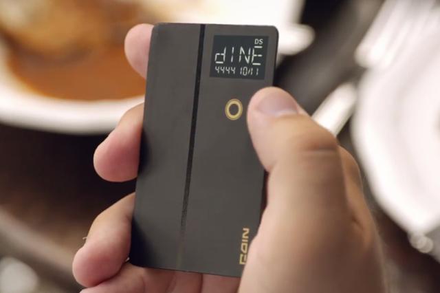 电子信用卡Coin