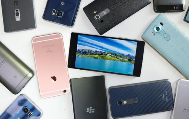 台湾手机代工量暴跌三分之一 手机市场今年要面对一场寒冬?