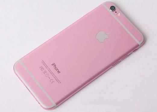 粉色iPhone 6s樣機曝光 9月18日開賣