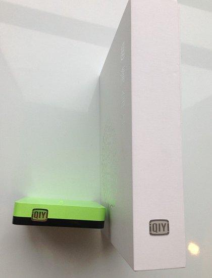 传爱奇艺电视盒子产品9月正式发布