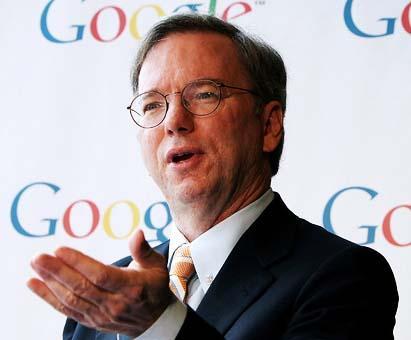 谷歌执行董事长施密特驳斥读书无用论