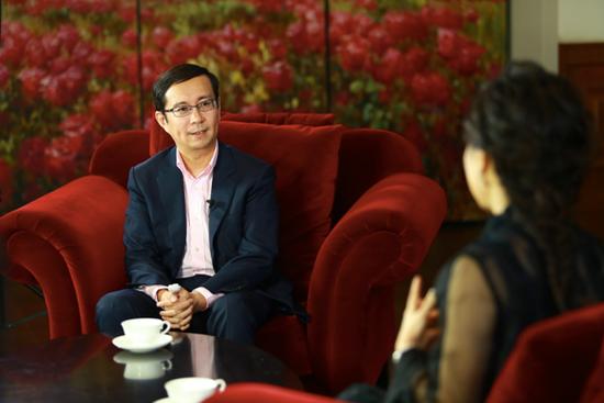 张勇首次透露加入阿里原因:还想做一个300亿美金的上市公司