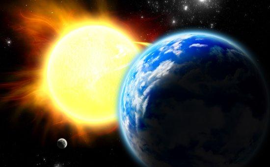 四川7级强震与太阳爆发事件或存周期性关联