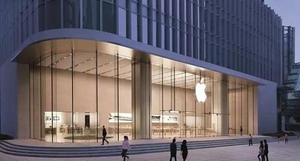 广州第二家苹果零售店或落户珠江新城