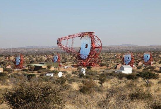 史上最强切伦科夫望远镜 寻宇宙极端伽马射线