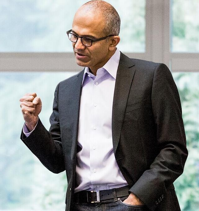纳德拉致微软员工信:我们的世界观是什么