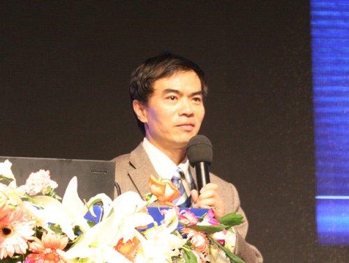 图文:联想研究院常务副院长韦卫讲演