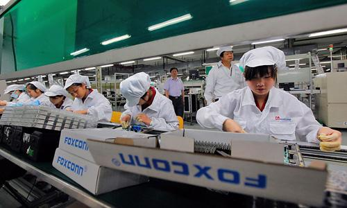 苹果iPhone 6未在美国生产有10万个理由