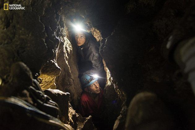 南非发现新人类种属 特征惊人匪夷所思