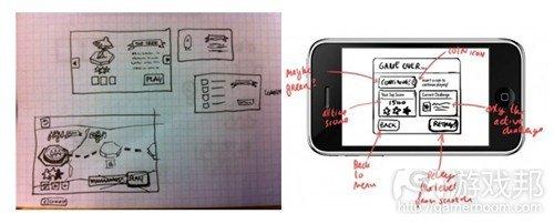 开发者阐述手机游戏用户界面设计的8大步骤