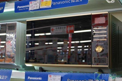 松下新品微波炉华丽上市售2399元