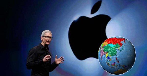 苹果否认在华建研发中心 上海设供应链管理机构