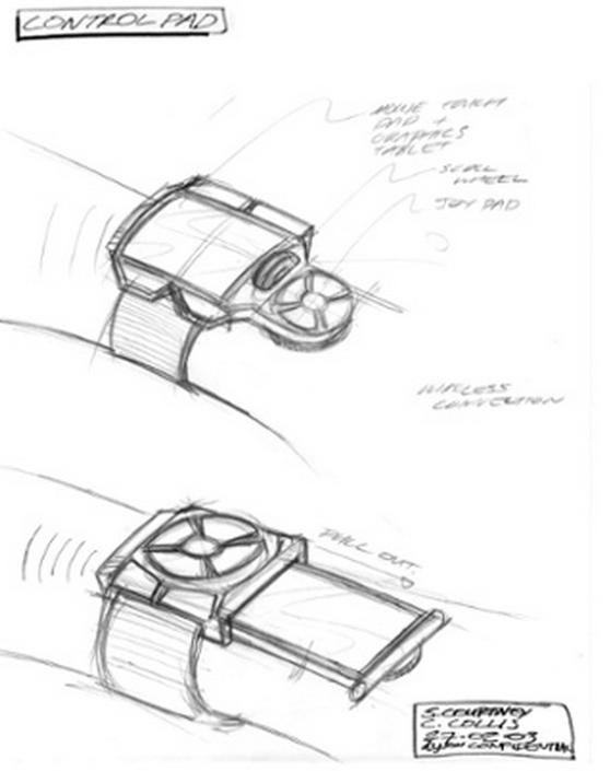 这款智能眼镜原型比谷歌眼镜早到10多年