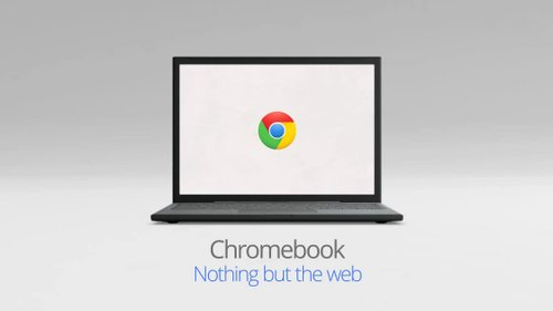 Chromebook笔记本电脑开始走俏