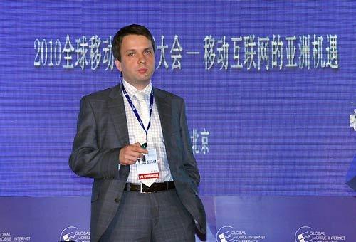 i-Free CEO Kirill Petrov
