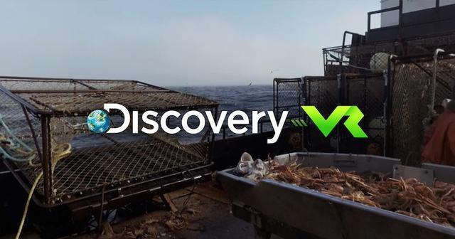 "Discovery用VR让你在家就能""上天入地"""