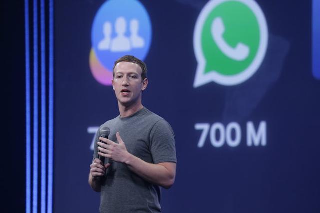 Facebook学习微信开放Messenger