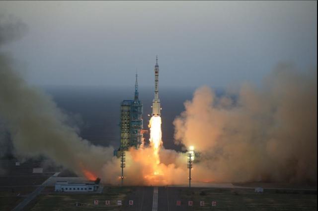 美国宇航局向神舟十一号飞船发射成功表示祝贺