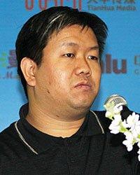 中广传播集团副总经理刘廷军