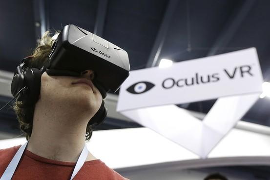 Oculus收购两家虚拟现实公司:专注手势和3D