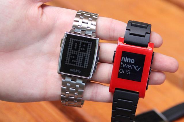 苹果手表发布会让Pebble众筹吸金速度翻三倍