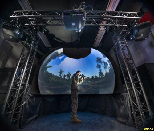 军人用VR和AR训练 真的能提高战斗力吗?