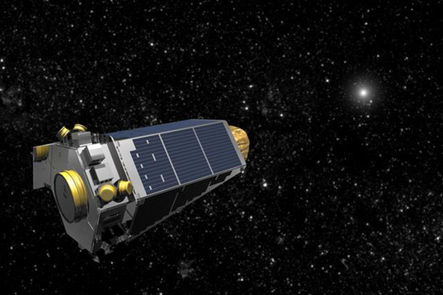 美国宇航局开普勒系外行星探测器出现故障