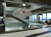 科技公司凝聚员工的好方法:不坐电梯走楼梯