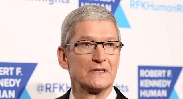 """美国佛州警长谈iPhone解锁:应逮捕""""流氓""""库克"""