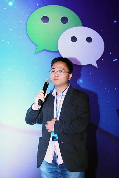 易迅马弘烨:微信会成为人和商品连接的工具