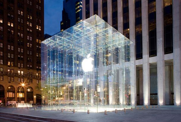 苹果业绩表现强劲 市值一夜涨384亿美元