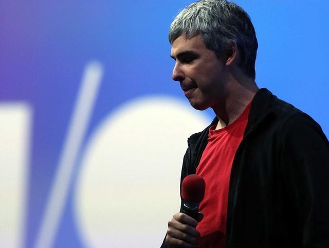 摩托罗拉想开发超强谷歌手机 可惜佩奇没兴趣