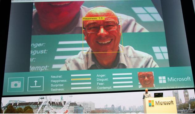 """微软又推""""黑科技"""":识别人脸喜怒哀乐表情"""