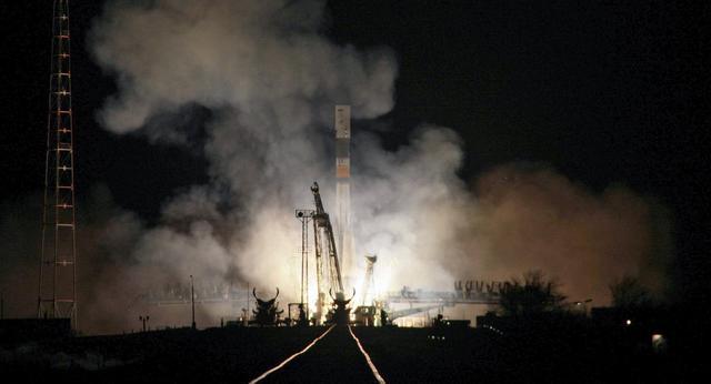 美国宇航局专家将参与调查进步MS-04货运飞船事故