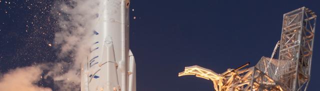 SpaceX将于2月18日启用曾用于航天飞机任务的发射台