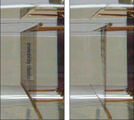 美科学家研制新型材料 瞬间能将物体隐形(图)