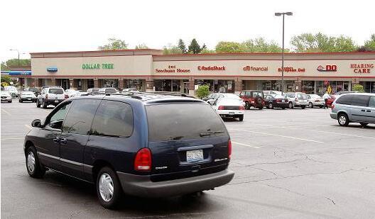 卫星图像显示商场外停车少了 苹果业绩还好吗?