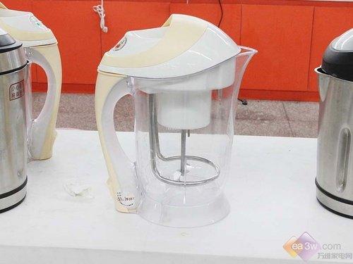 美的豆浆机DS13A11推荐 低价无网易清洗