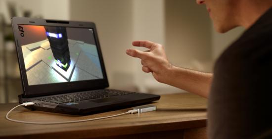 惠普携手Leap Motion 今夏将推3D体感技术电脑