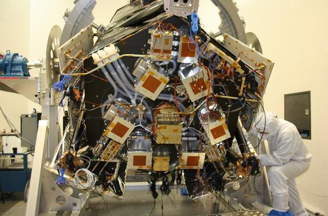X射线空间望远镜将运抵俄罗斯,为2018年发射做准备