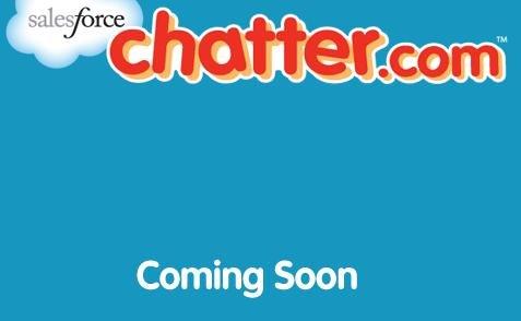 Salesforce将推出网络版Chatter