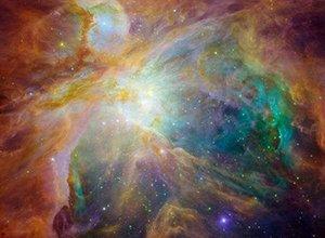 猎户星云隐藏大量行星-恒星混合体