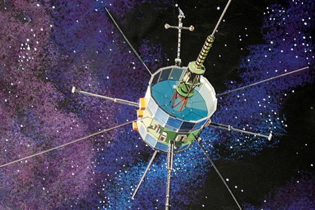美国宇航局成功唤醒36年前发射的探测器