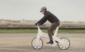 """新技术""""打印""""出自行车"""